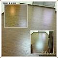 手刮紋木地板-黃金香穗-汐止2-超耐磨木地板/強化木地板