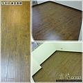 手刮紋木地板-黃金香穗-汐止6-超耐磨木地板/強化木地板
