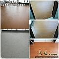 代工超耐磨海島木地板-黃金柚木2