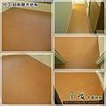 代工超耐磨海島木地板-黃金柚木4
