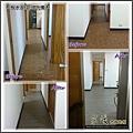 長板水波紋-現代橡木-20120506-08走道1-超耐磨木地板/強化木地板