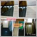 晶鑽-里斯本橡木-120506-01樓梯-超耐磨木地板/強化木地板