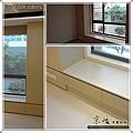 真木紋 水洗白橡-12050501-淡水竹圍 超耐磨木地板強化木地板