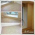 真木紋 水洗白橡-12050506-淡水竹圍 超耐磨木地板強化木地板