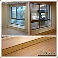 真木紋 水洗白橡-12050508-淡水竹圍 超耐磨木地板強化木地板