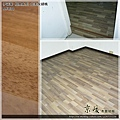 代工伊諾華傳架3-經典系列 北美灰胡桃 MF830-超耐磨木地板  強化木地板