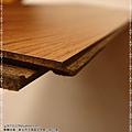 無縫抗潮 賓賓系列-經典柚木  超耐磨木地板 強化木地板9-1