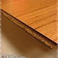 無縫抗潮 賓賓系列-經典柚木  超耐磨木地板 強化木地板9-4