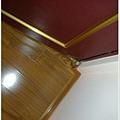鋼琴面拍立扣-柚木-1203191077- 永和-超耐磨木地板強化木地板