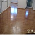 鋼琴面拍立扣-柚木-1203191080- 永和-超耐磨木地板強化木地板