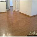 鋼琴面拍立扣-柚木-1203191081- 永和-超耐磨木地板強化木地板