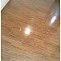 鋼琴面拍立扣-柚木-1203191083- 永和-超耐磨木地板強化木地板
