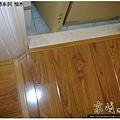 鋼琴面拍立扣-柚木-1203191086- 永和-超耐磨木地板強化木地板