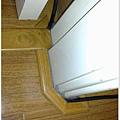 鋼琴面拍立扣-柚木-1203191087- 永和-超耐磨木地板強化木地板