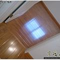 鋼琴面拍立扣-柚木-1203191091- 永和-超耐磨木地板強化木地板