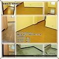 晶鑽-經典柚木-1206231-PS架高6公分+直鋪-內湖-超耐磨木地板強化木地板