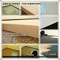 晶鑽-經典柚木-1206232-PS架高6公分+直鋪-內湖-超耐磨木地板強化木地板
