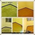 晶鑽-經典柚木-1206236-PS架高6公分+直鋪-內湖-超耐磨木地板強化木地板