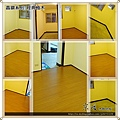 晶鑽-經典柚木-1206237-PS架高6公分+直鋪-內湖-超耐磨木地板強化木地板