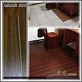 簡約無縫木地板-浪漫胡桃-1206302-樹林 超耐磨木地板強化木地板