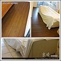 簡約無縫木地板-浪漫胡桃-12040701-中和秀朗路 超耐磨木地板強化木地板