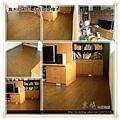 真木紋 仿古咖啡橡木-12071411-三峽 超耐磨木地板 強化木地板