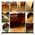 真木紋 仿古咖啡橡木-12071412-三峽 超耐磨木地板 強化木地板