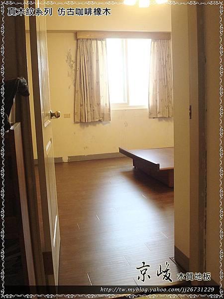 真木紋 仿古咖啡橡木12071401 三峽 超耐磨木地板 強化木地板.JPG