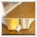 真木紋 仿古咖啡橡木-12071405-三峽 超耐磨木地板 強化木地板
