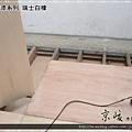 鋼琴面拍立扣-瑞士白橡-12071301小房-桃園市秀山路 超耐磨木地板強化木地板.JPG