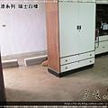 鋼琴面拍立扣-瑞士白橡-12071313施工前-桃園市秀山路 超耐磨木地板強化木地板.JPG