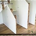 無縫抗潮-賓賓系列-阿爾卑斯橡木120808-02樓梯下01-宜蘭礁溪-超耐磨木地板 強化木地板.jpg