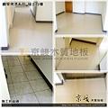 鋼琴面拍立扣-瑞士白橡-12051403-鋪在塑膠地磚上 超耐磨木地板 強化木地板.jpg