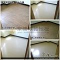 鋼琴面拍立扣-瑞士白橡-12051401-鋪在塑膠地磚上 超耐磨木地板 強化木地板.jpg