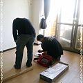 第一代拍立扣 洗白橡木-121019 客廳03-土城廣明街 超耐磨木地板.強化木地板.jpg