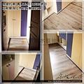 無縫抗潮-賓賓系列-山克拉峽谷12111311小孩房-桃園中壢 超耐磨木地板.強化木地板