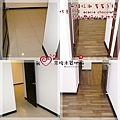 無縫抗潮  賓賓系列-巧克力木-12121108臥一-鶯歌 超耐磨木地板 強化木地板