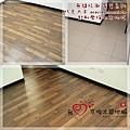 無縫抗潮  賓賓系列-巧克力木-12121109臥一-鶯歌 超耐磨木地板 強化木地板