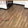 無縫抗潮  賓賓系列-巧克力木-12121111臥二-鶯歌 超耐磨木地板 強化木地板