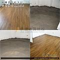 絲織真木紋系列-松巴柚木-13012101-關渡 自強路 超耐磨木地板 強化木地板.jpg