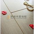 歐風系列-淺色灰橡01-超耐磨木地板.強化木地板