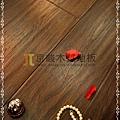 都會時尚系列-亞馬遜黑橡03-超耐磨木地板.強化木地板