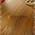 都會時尚系列-自然柚木05-超耐磨木地板.強化木地板