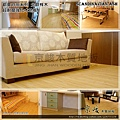 都會時尚系列-北歐梣木06-超耐磨木地板.強化木地板