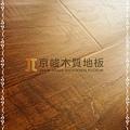 自然風格系列-田園橡木09-超耐磨木地板.強化木地板