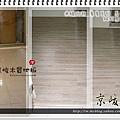 無縫抗潮-賓賓系列-13011601-馬爾墨柚木-新竹寶山 超耐磨木地板.強化木地板 門下方以門飾條收邊.jpg