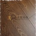 歐風系列-咖啡橡木03-超耐磨木地板.強化木地板