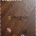 歐風系列-咖啡橡木05-超耐磨木地板.強化木地板