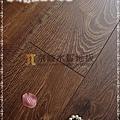 歐風系列-咖啡橡木06-超耐磨木地板.強化木地板