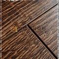 歐風系列-咖啡橡木08-超耐磨木地板.強化木地板